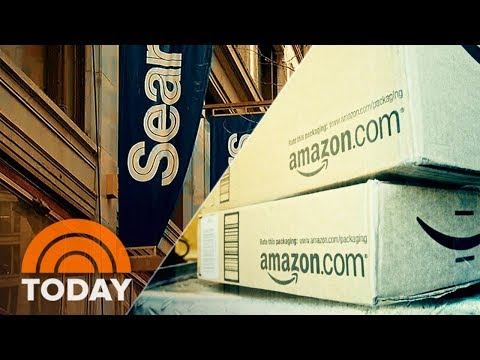 Sears Is Teaming Up With Amazon To Save Its Struggling Business | TODAY