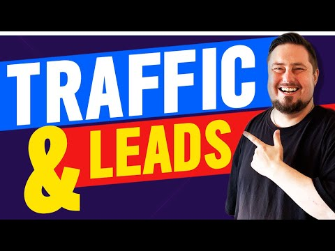 Get FREE Traffic and Leads to Your Website: New Lead Generation Method