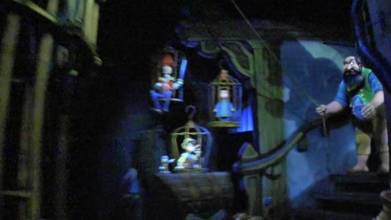 元祖 ピノキオの冒険旅行 pinocchio's daring journey 東京