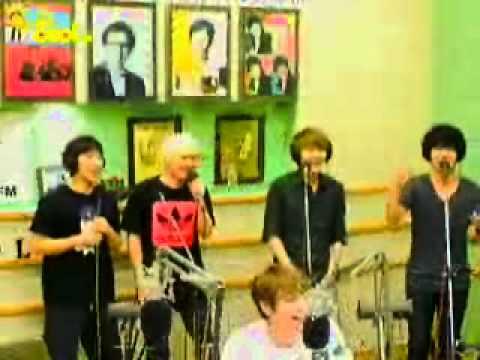 110812 SuJu 11th Floor - I Yah @ Kiss The Radio