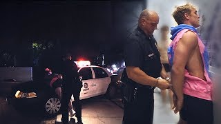 i jake paul actually got arrested
