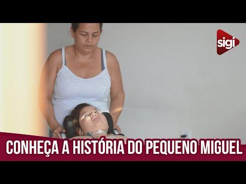 TV Sigi: Nei Vilares conta a história do pequeno Miguel