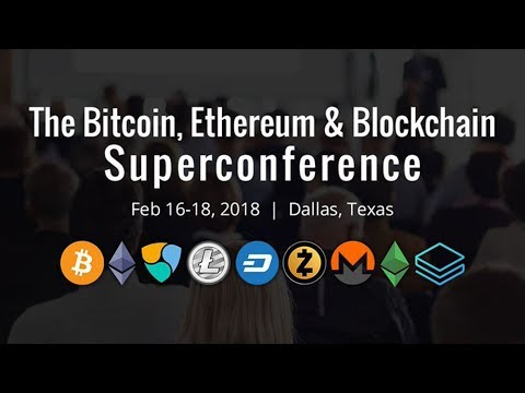 Last day in Dallas live at the The Bitcoin, Ethereum & Blockchain SuperConference