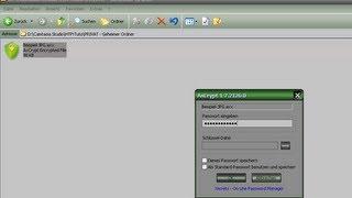 AxCrypt, Dateien und Ordner Passwort verschlüsseln und entschlüsseln - 004