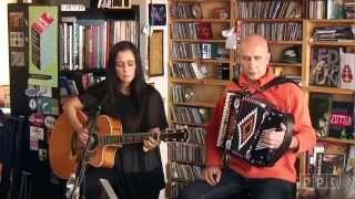 Julieta Venegas  -  Acustico - Tiny Desk Concert 2011