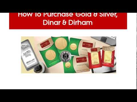 How to Purchase Gold and Silver Bullion at Singapore Public Gold  : One Gold Dinar +65 9224 6333