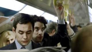Свидетель на свадьбе - прикол в метро.avi
