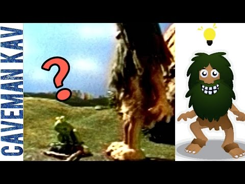 Frog - A Discovery Comedy #10 : CAVEMAN KAV