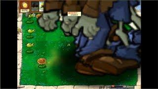 Plants vs Zombies Hack - Minigame Big Trouble Huge Zombie [Part 1]