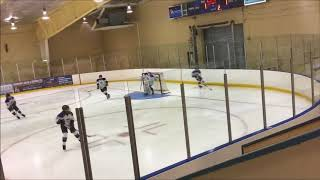 Emma Joan first AAA Bantam Goal Oct 2017