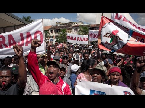 Madagascar political crisis: top court orders formation of unity government