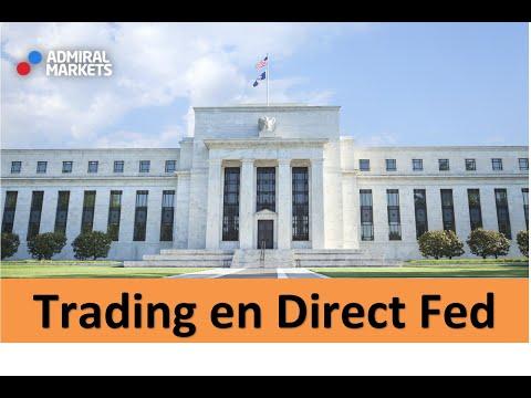 🔴 TRADING du FOMC de la Fed en DIRECT (16 décembre 2020)