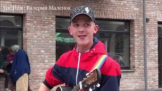 ХОЛОСТЯК! красивый кавер  песни Е. Крида!!! #music