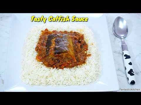 *New* Tasty And Spicy Catfish Curry Sauce