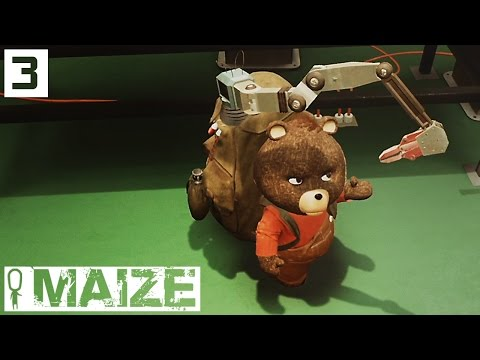 Maize Gameplay! BUILD-A-VLADDY - Let's Play Walkthrough Part 3
