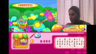 Kururin Squash review Best Import GameCube game