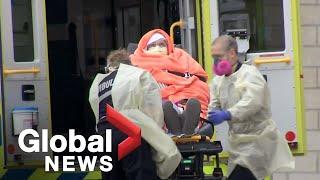 Coronavirus outbreak: COVID-19 making work more dangerous for paramedics
