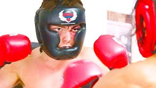 boxing my highschool buIIy