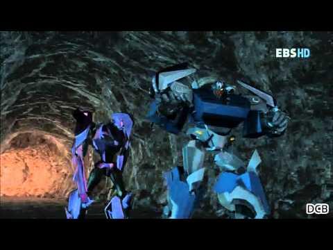 Transformers: Prime - Breakdown S01E22 Korean Dubbed
