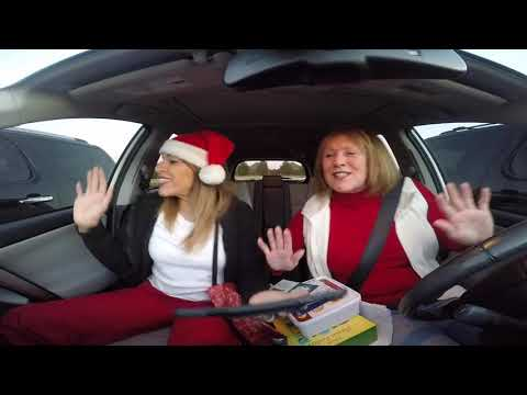 Christmas Carpool Karaoke - George W. Bush Elementary