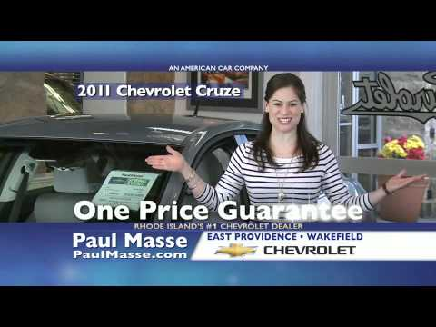 Paul Masse Chevrolet >> Paul Masse Chevrolet Chevy Cruze Tv Commercial Mov Youtube