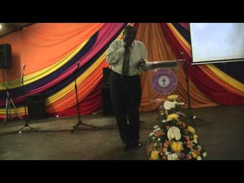 Bishop Bobby Henderson in South Africa-The Lord of the Breakthrough
