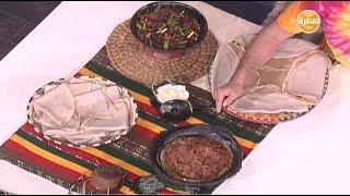 فقرة الأكل ( تيبس اثيوبي - كتفو أثيوبي )   شارع شريف