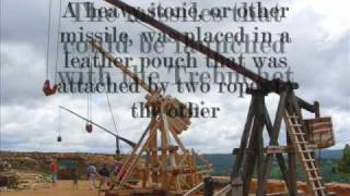 Middle Ages Siege Weapons