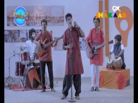 Pundalik Varde Hari Vitthal | Marathi Song 2016 | Abhangawari | Abhang Repost | 9X Jhakaas