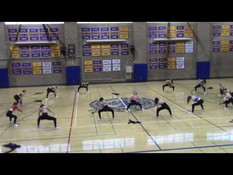 Middle School Large Hip Hop - Fisher Middle School
