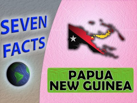 7 Facts about Papua New Guinea