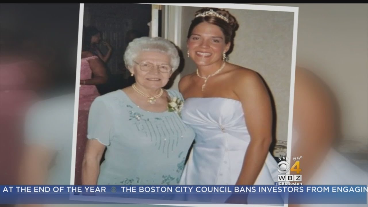 Woman\'s Wedding Dress Accidentally Donated To Goodwill - YouTube