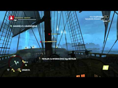 Nosso Senhor da Compreensão (later The Royal Fortune) Assassin's Creed 4 Black Flag