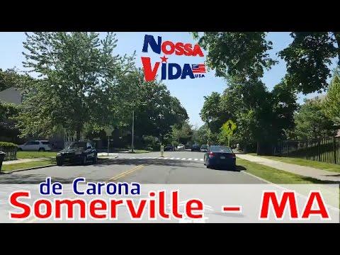 Somerville West - De Carona e Caminhadinha Histórica com NVUSA