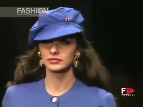SONIA RYKIEL Spring Summer 1992 Paris - Fashion Channel