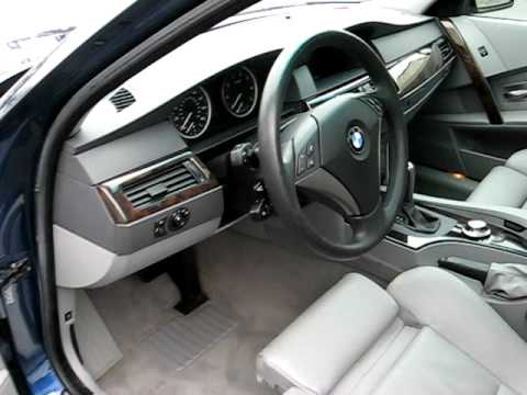 2005 BMW 545i for sale at SLXI SN921 - YouTube