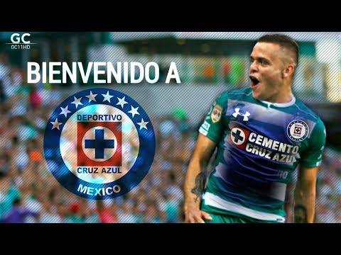 Jonathan Rodriguez • Bienvenido A Cruz Azul • Goles, Jugadas Y Atajadas 2018/19 • GC11HD