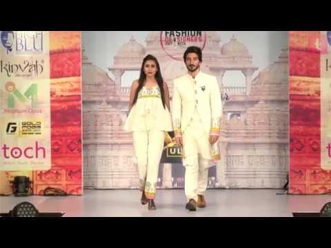 Fashion Designers Week Season 1 _ Designed by Santhosh Kumar