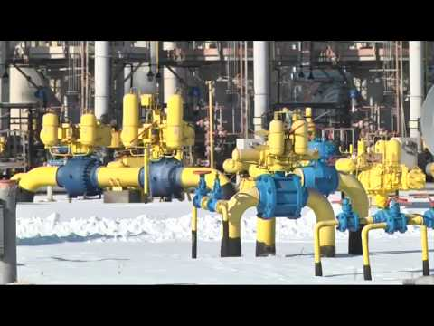 Украина без газа