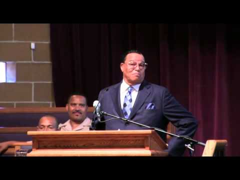 Farrakhan Justice ...OR ELSE in Milwaukee, WI