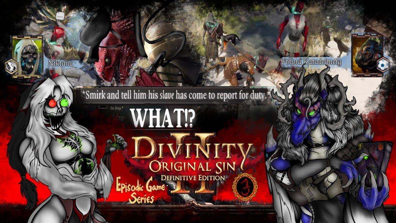 EGS Divinity Original Sin 2 S1 EP3