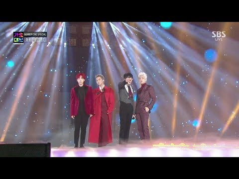 WINNER - '하루하루(HARU HARU)' + 'REALLY REALLY' in 2017 SBS Gayodaejun