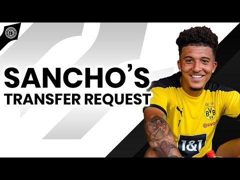 'Sancho Set To Force United Move' | News From Old Trafford