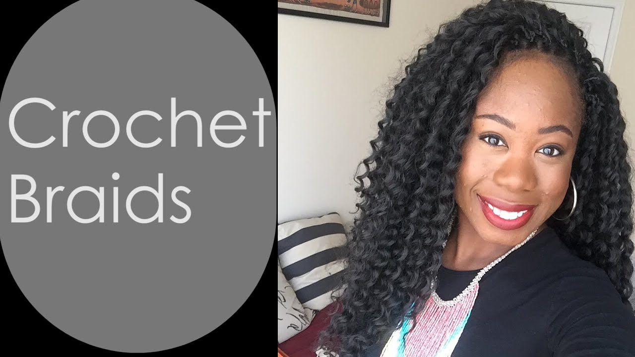 Natural Hair Styles Crochet Braids: Model Model Bahama Curl 20""