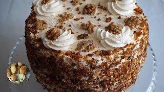 Самый  вкусный МОРКОВНЫЙ  ТОРТ,лучше чем в Starbucks/Carrot Cake