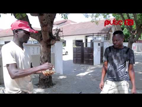 Pulse TV'S People of Accra: Issah the coconut vendor