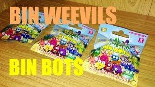 Blind Bag Mystery 010 Bin Weevils Bin Bots Mini Figures - Jennifer Mulkerrin