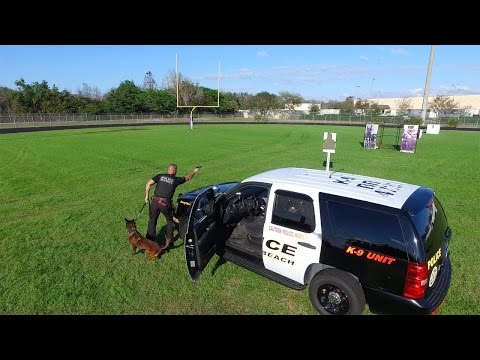South Florida 2016 Police K9 Competition