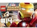 LEGO Marvel Superheroes - Part 14 - X-MEN UNITE! (HD Gameplay Walkthrough)