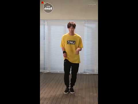 Jhope & Jimin dancing in Highlight Reel